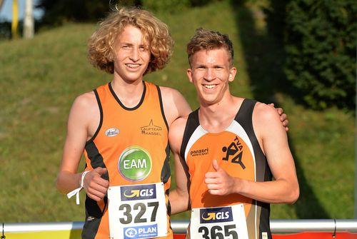 Vier Medaillen zum Auftakt der Jugend-DM in Rostock - Titel für Jan Dillemuth über 3000 Meter, Moritz Kleesiek holt im gleichen Rennen Bronze - die Hammerwerfer Michael Neuenroth (U18) und Kai Hurych (U20) ebenfalls Dritte